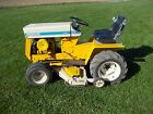 International Cub Cadet 105 lawn tractor IH mower deck hydro static control