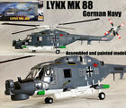 German Navy Lynx Mk88 British military helicopter 1 72 no diecast Easy model