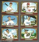 2016 Topps TBT Set 1 Harper Trout Kershaw Bryant Trevor Story RC Corey Seager RC
