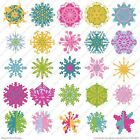 WHEN ITS COLD OUTSIDE Cartridge for Cricut Machine 3D  Fancy Snowflakes NEW