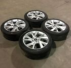 Set of 4 Hyundai Veloster 2015 2016 Factory OEM Wheel Tire 17x7 Driven Once