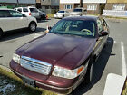 2001 Ford Crown Victoria LX for $1600 dollars