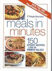 Weight Watchers Meals in Minutes 150 Speedy Recipes Brand New Soft Cover