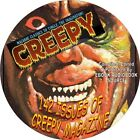 CREEPY MAGAZINE 142 ISSUES PDF FILES HORROR MONSTER HAUNTED MACABRE CD