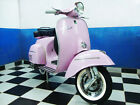 VESPA SCOOTER 1967 FREE SHIPPING TO DOOR Restored to Original Spec motor scooter