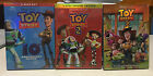 Toy Story Trilogy DVD Set 1 2 3 Movies+Slipcover New Sealed As Shown in Picture