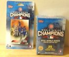2016 Topps World Series Chicago Cubs Championship 25 Card Box Set