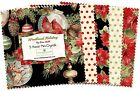 "Wilmington Print 5 Karat Mini-Gems Woodland Holiday (24) 5"" Fabric Squares"