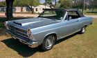 1966 Ford Fairlane 500 XL Convertible 1966 Ford Fairlane 500 XL Convertible 289 4V New Paint EXTRAS