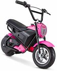 Mongoose 24V Mini Bike Pink