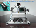 CNC 3 Axis Engraving Machine DIY Milling Carving Router + 0.5W Laser Engraver