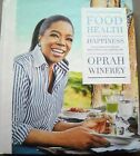 OPRAH WEIGHT WATCHERS FOOD HEALTH AND HAPPINESS 115 RECIPES + MEETING PAMPHLETS