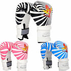 Kids Boxing Gloves 6oz PU Junior Cartoon Punch Bag MMA Sparring Dajn Training