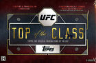 2016 Topps UFC Top of the Class Factory SEALED HOBBY BOX Conner McGregor Autos!
