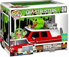 Funko Pop Rides: Ghostbusters Ecto-1 with Slimer Convention Exclusive