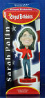 Sarah Palin Politician Royal Bobbles Bobblehead Limited Edition Nodder MIB