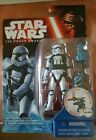 Star Wars FIRST ORDER STORMTROOPER SQUAD LEADER Force Awakens Figure Ships Free