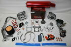 Scooter Big Bore Kit 100cc 50mm Bore QMB139 Scooter Performance Parts Kit5Burg