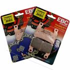 EBC FA296HH Sintered Full Front Brake Pad Set Honda CB 1300 S ABS 05-14