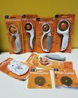 Fiskars 45mm 60mm Titanium 45mm and 60mm blades blade change tool YOU PICK