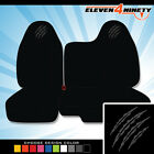 04-12 Chevy Colorado 60-40 Bench Solid Black Seat Covers Bear Clawchoose Color