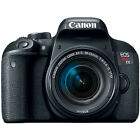 Canon EOS Rebel T7i Digital SLR Camera with EF S 18 55mm IS STM Lens