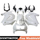 DIVFit Kawasaki 2008-2012 Ninja250R Unpainted Injection Bodywork Fairing Kit Set