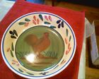 Style Eyes Baum Brothers Provence Rooster Collection Cereal-Soup Bowl