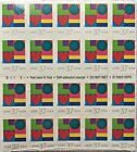 US Sheet 37 Stamps 20 LOVE 2003 c 2002 face 740 MNH 3657
