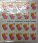 US Sheet 37 Stamps 20 LOVE CANDY HEARTS 2004 face 740 MNH 3833