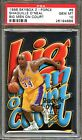 1996 Skybox Z-Force SHAQUILLE O'NEAL PSA 10 Big Man On Court 1 of 2 Tough Insert