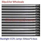 50pc lot Wholesale CCFL Backlight Lamps 524mm24mm for 23 inch LCD Monitor NEW