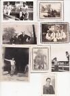 GAY INT LOT 8 PHOTOS 1940S HANDSOME MEN  GREAT IMAGES SAILORS IN CANDID POSES
