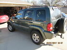 2002 Jeep Liberty Limited Sport Utility 4-Door 2002 Jeep Liberty Limited Sport Utility 4-Door 3.7L