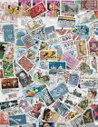 HUGE LOT Over 1150 USED POSTAGE STAMPS All USA Off Paper