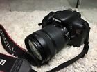 Canon EOS Rebel T3i EOS 600D 180MP Digital SLR Camera Black Kit w EF S I