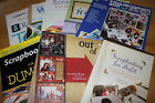8 BOOKS SCRaPBOOking FOR DUMMIES MEMORY MAKERS FUNDAMENTALS NOTIONS +