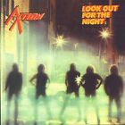 AXTION CD - Look Out For The Night  1985  U.S. MELODIC HARD ROCK / MELODIC METAL