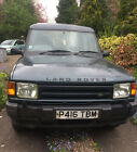 LARGER PHOTOS: Landrover Discovery TDI 1997 (P Reg) Spares or Repair