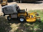 Walker Z turn Commercial Mower With Grass Catcher Dump