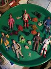 The Real Ghostbusters Action Figures and Ghosts