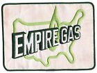 Vintage EMPIRE GAS COMPANY Large Uniform Back Embroidered Patch Natural Gas/Oil