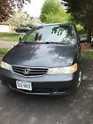 2004 Honda Odyssey van very for $5500 dollars