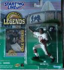Starting Lineup Legends HOF 1998 Gale Sayers #40 Chicago Bears & 2 Cards