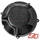 Streetfighter S 848 Side Engine Generator Clutch Case Cover Cowling Carbon Fiber