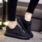 New Womens Boost Gym Trainers Fitness Sports Running Casual Shoes Sneakers Black