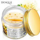 80 Pcs Bottle Gold Osmanthus Eye Mask Women Collagen Gel Whey Protein Face Care