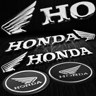 Wing ABS Logo+Letter Polished Decal+2