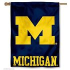 University Michigan Flag College Wolverines Banner Outdoor House And Banners Um