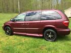 2002 Chrysler Town & Country for $5500 dollars